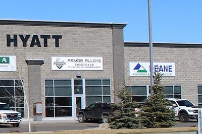 HYATT INVESTMENTS – Calgary's Premier Commercial Property
